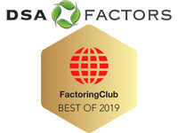 DSA Factors Wins Prestigious Factoring Award