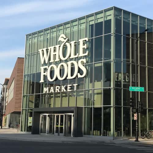 Factoring for Whole Foods and grocery store invoices.